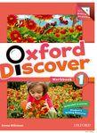 OXFORD DISCOVER 1 WORKBOOK (+ONLINE PRACTICE)