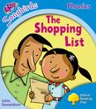 OXFORD READING TREE SONGBIRDS THE SHOPPING LIST (STAGE 3)