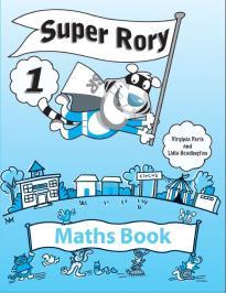 SUPER RORY MATHS BOOK 1