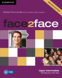 FACE 2 FACE UPPER-INTERMEDIATE WORKBOOK WITH KEY 2ND ED