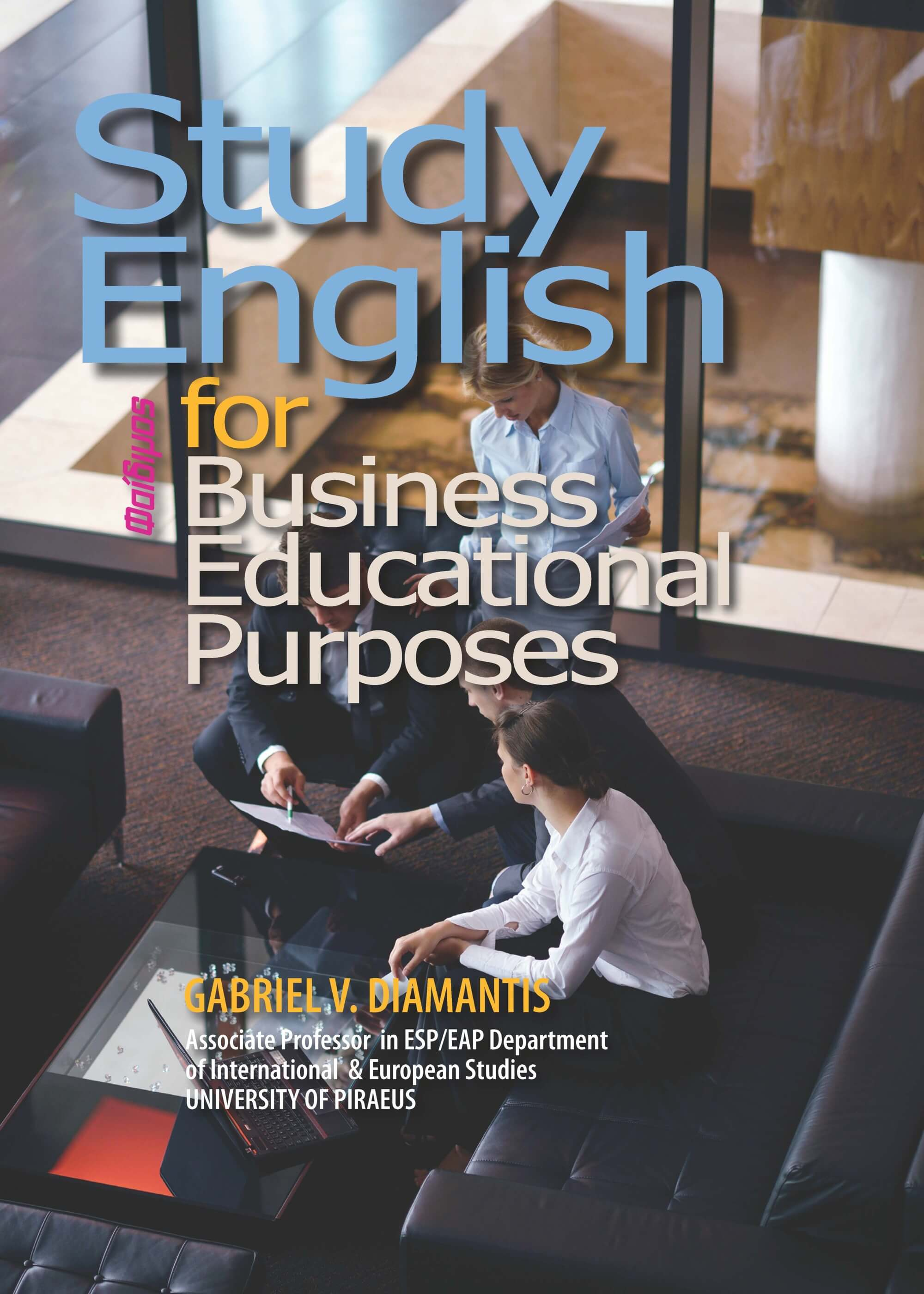 Study English for Business Educational Purposes