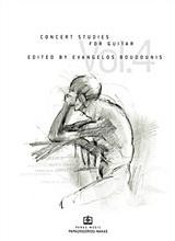 Concert Studies for Guitar 4