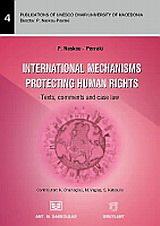 International Mechanisms Protecting Human Rights
