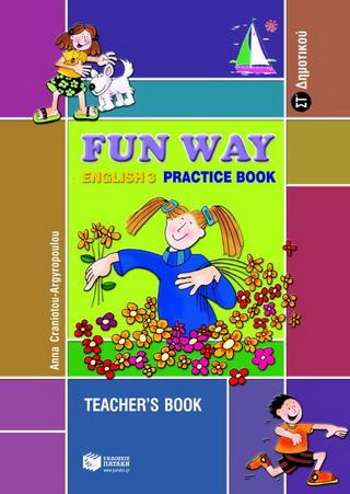 Fun way - English 3, practice book ΣΤ΄ δημοτικού