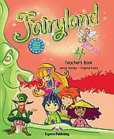 Fairyland 4: Teacher's Book