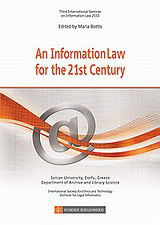 An Information Law for the 21st Century