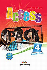 Access 4: Student's Pack: Student's Book and Grammar Book