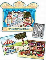 Fairyland Junior B: Puppet Show Pack
