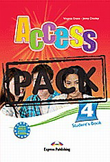 Access 4: Student's Pack: Student's Book and Student's Grammar