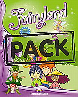 Fairyland 3 Pack: Pupil's Book
