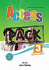 Access 3: Student's Pack: Student's Book and Grammar Book