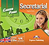 Career Paths: Secretarial: Audio CDs (set of 2)