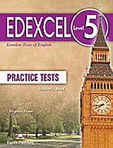 EDEXCEL London Tests of English 5: Student's Book