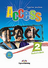 Access 2: Stundent's Pack: Student's Book and Grammar Book