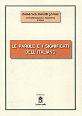 Le parole e i significati dell' Italiano