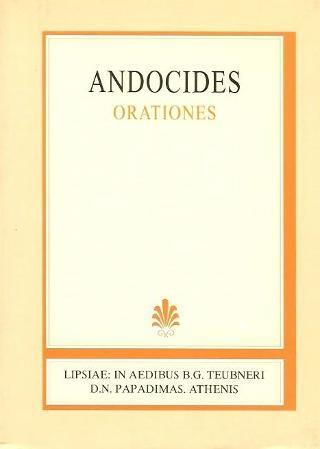 Andocides orationes