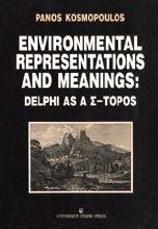 Environmental Representations and Meanings