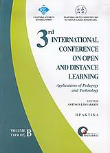 3rd International Conference on Open and Distance Learning