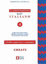 Il gusto perfetto dell' Italiano 4 Chiavi
