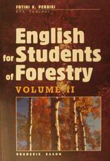 English for Students of Forestry - Vol. II
