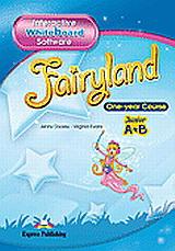 Fairyland Junior A+B: Interactive Whiteboard Software