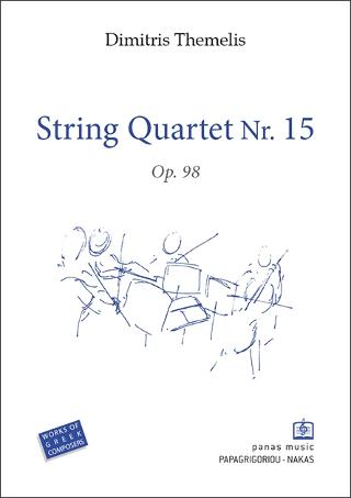 String Quartet Nr. 15 op. 98
