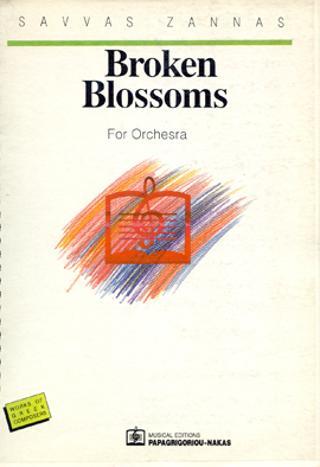 Broken Blossoms op.29a