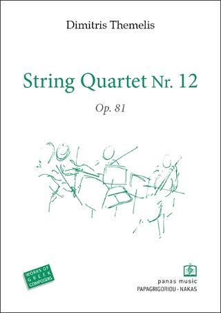 String Quartet Nr. 12 op. 81