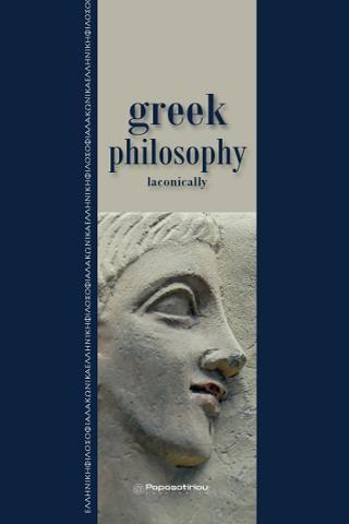 Greek Philosophy, Laconically