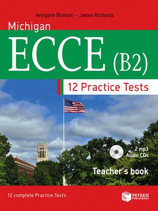 Practice tests for Michigan ECCE (B2) - Teacher's book