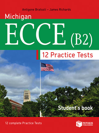 Practice tests for Michigan ECCE (B2) - Student's book