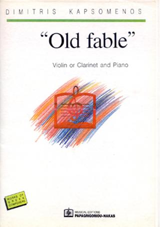 OLD FABLE