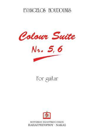 Colour Suite Nr. 5, 6