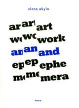 Artwork and ephemera