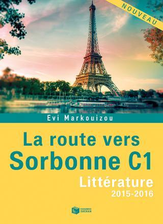 La route vers Sorbonne C1 - Littérature 2015-2016