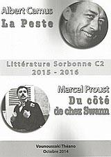 Littérature Sorbonne C2 2015 - 2016