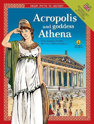 Acropolis and goddess Athena