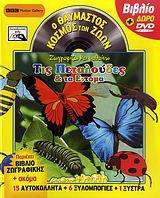 Ζωγραφίζω και μαθαίνω τις πεταλούδες και τα έντομα