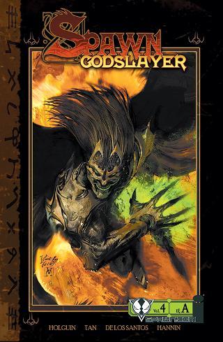 Spawn Godslayer 4