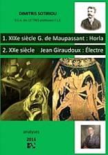 Guy de Maupassant: Horla - Jean Giraudoux: Électre