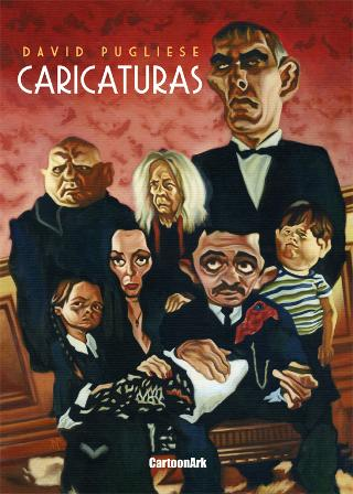 Caricaturas by David Pugliese
