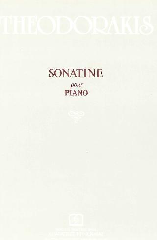 SONATINE pour piano