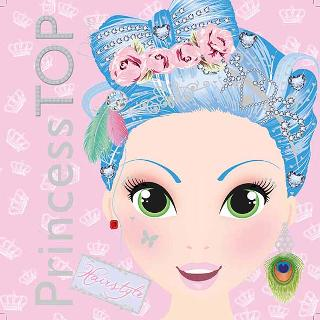 Princess Top Designs - Hairstyle