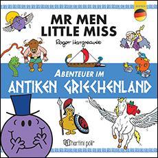 MR MEN-LITTLE MISS - ABENTEUER IM ANTIKEN GRIECHENLAND