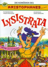 Die Komödien des Aristophanes als comic: Lysistrata