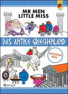 MR MEN-LITTLE MISS - DAS ANTIKE GRIECHENLAND