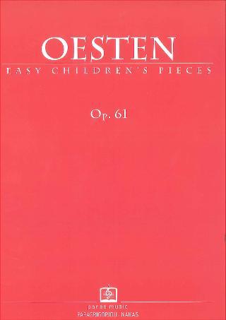 Easy Children's Pieces op.61