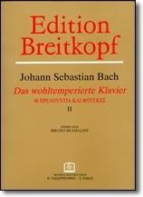 Das Wohltemperierte Klavier II - Breitkopf