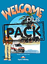 Welcome Plus 6: Pupil's Book (+ multi-ROM PAL)