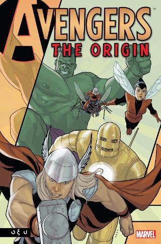 Avengers - The origin